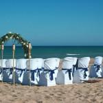 celebra tu boda en la playa