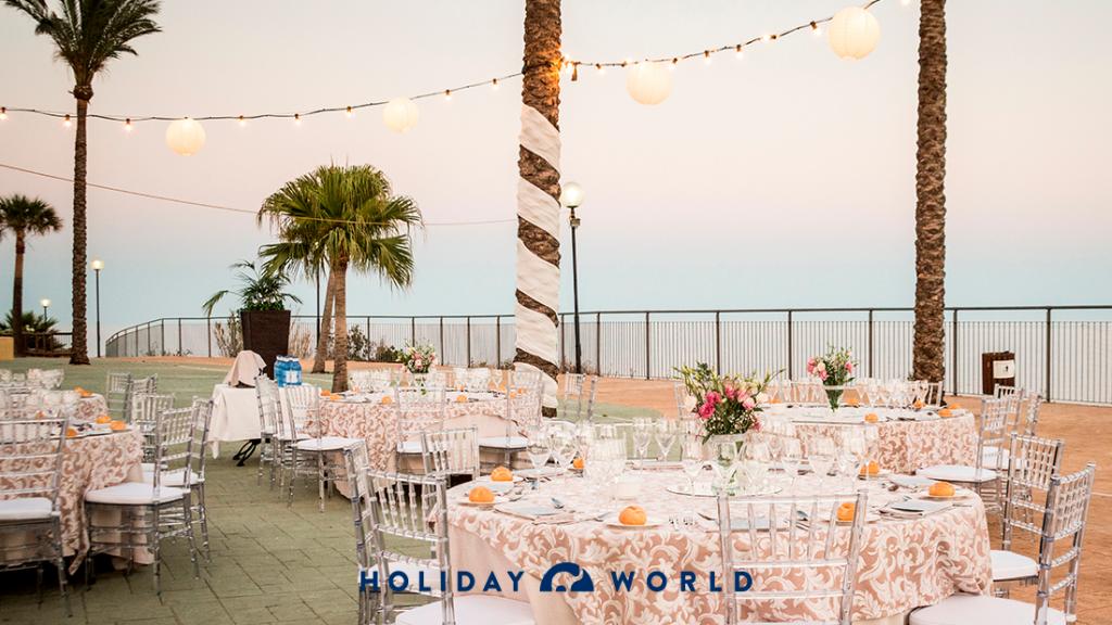 Bodas en la Playa - Holiday World Resort